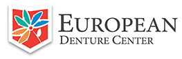 European Denture Center Logo