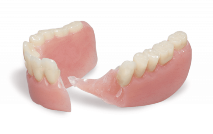 denture repair
