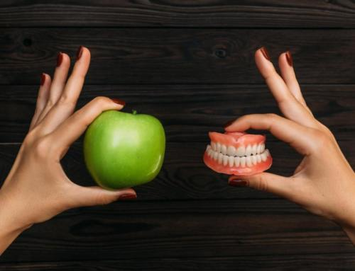 Eating with Partial Dentures? What Foods Should You Avoid?