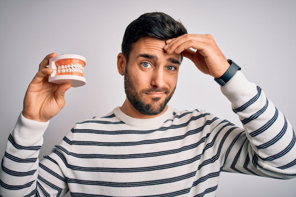 Upper Denture ProblemsUpper Denture Problems