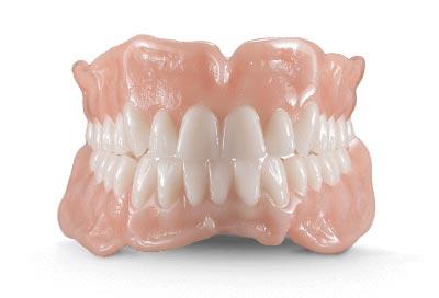 complete denture set