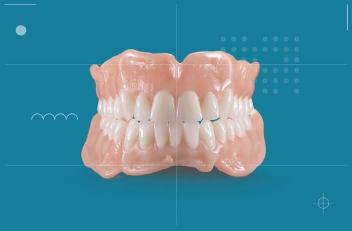 Advanced Comform Eclipse dentures