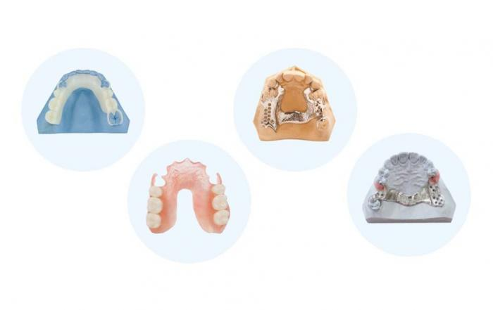 Partial Denture Styles