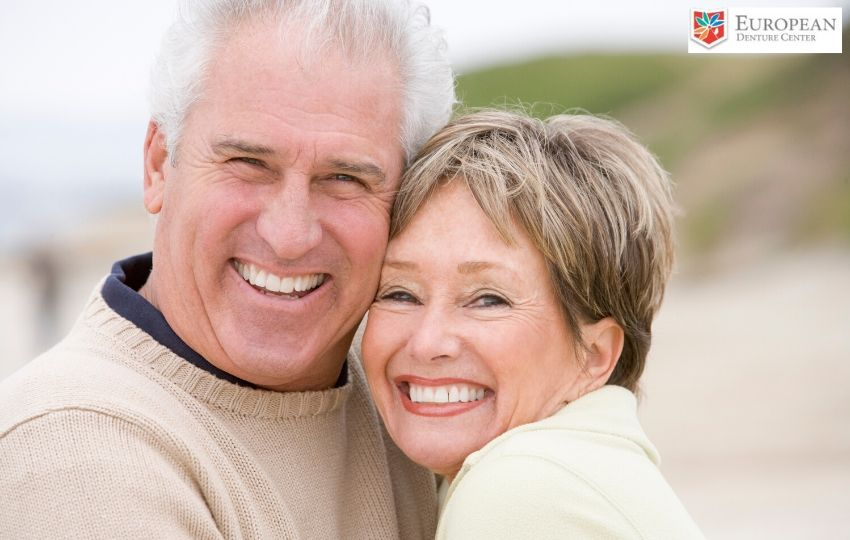 partial dentures support natural teeth