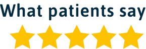 Patient Star Review