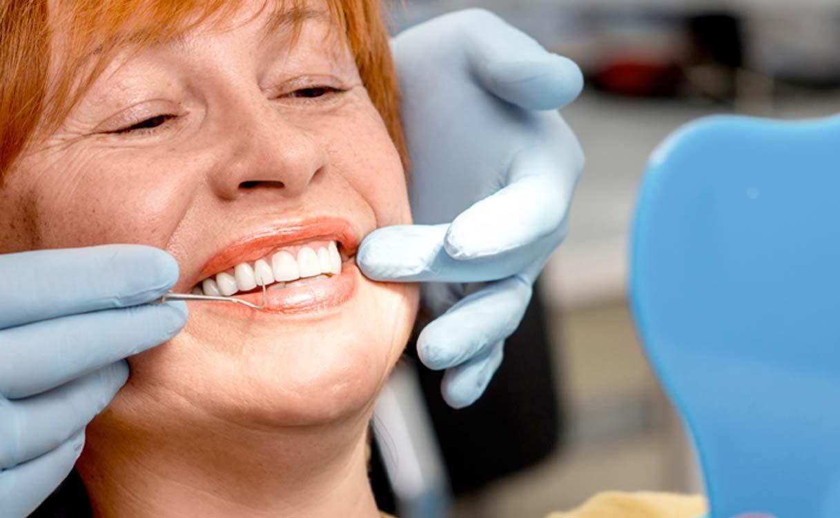 denture reline or denture rebase