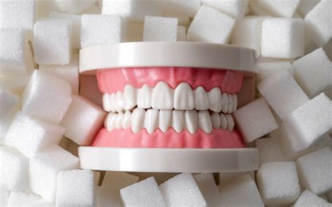 Dentures in Sugar