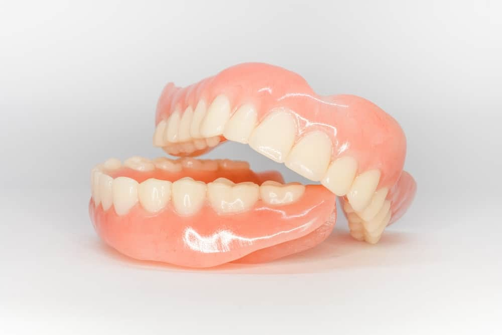 temporary dentures over the counter